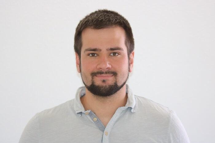 Firmeninhaber Markus Sieberer