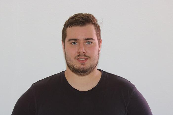 Mitarbeiter Haustechnik Markus Sieberer