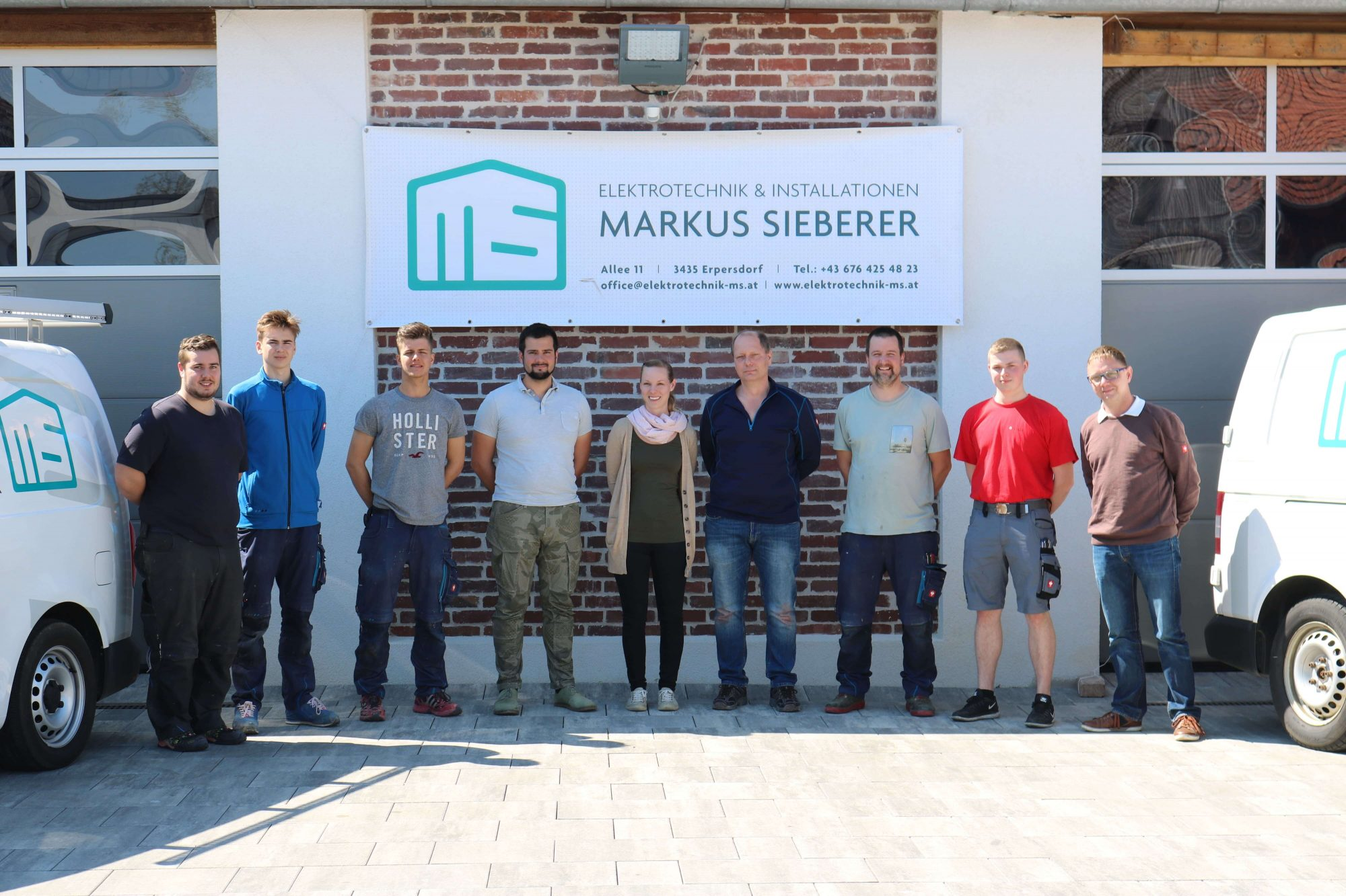 Team Haustechnik Markus Sieberer